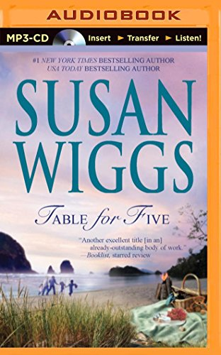 Table for Five: Wiggs, Susan