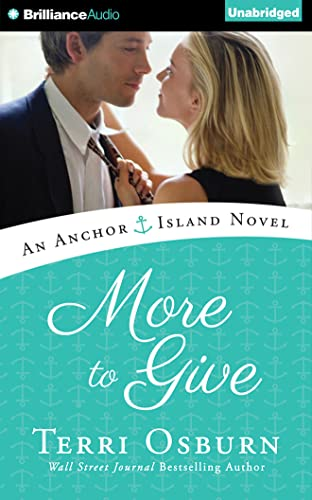 More to Give (Anchor Island): Osburn, Terri