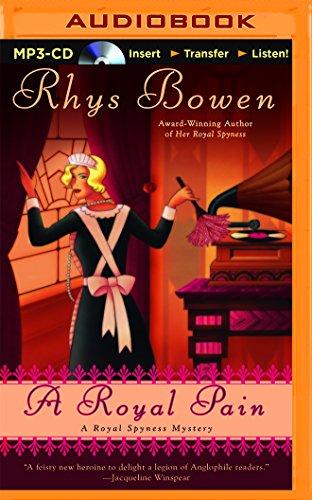 A Royal Pain (Royal Spyness Mystery): Bowen, Rhys
