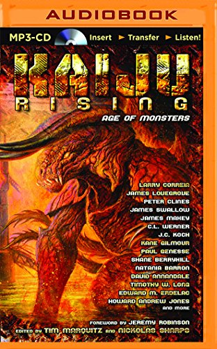 Kaiju Rising: Age of Monsters: Larry Correia; James