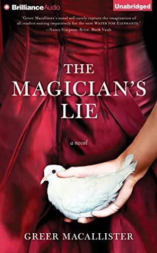 9781491585245: The Magician's Lie: A Novel