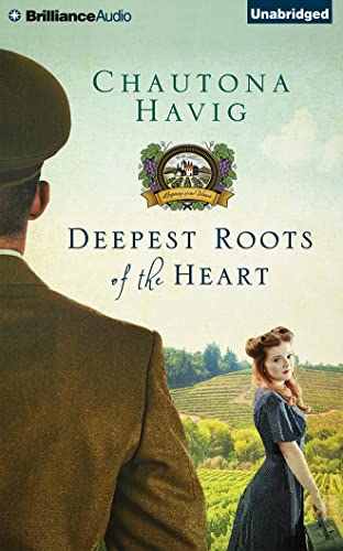 9781491586037: Deepest Roots of the Heart (Legacy of the Vines)