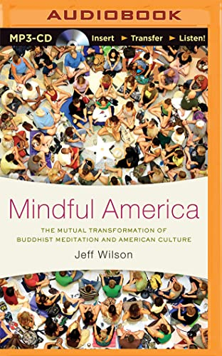 9781491589670: Mindful America: The Mutual Transformation of Buddhist Meditation and American Culture