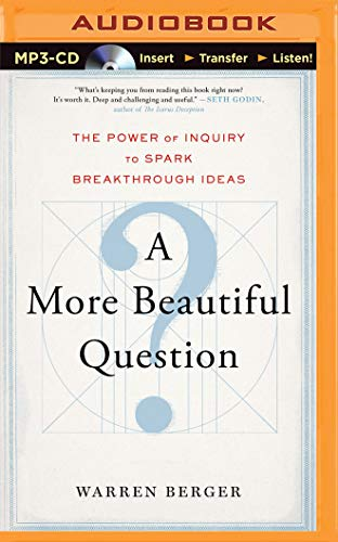 9781491589694: A More Beautiful Question: The Power of Inquiry to Spark Breakthrough Ideas