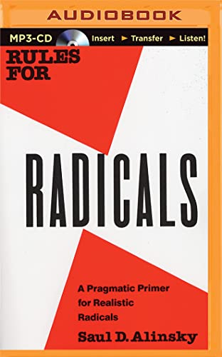 9781491593585: Rules for Radicals: A Practical Primer for Realistic Radicals