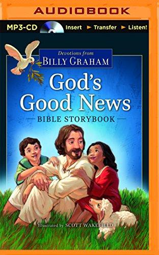 9781491597538: God's Good News Bible Storybook