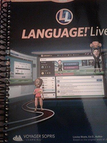 Language! Live Level 2 Units 1-6 Teacher Edition: Sopris, Voyager