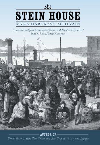 Stein House: McIlvain, Myra Hargrave