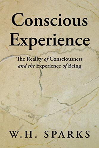 9781491737750: Conscious Experience: The Reality of Consciousness and the Experience of Being