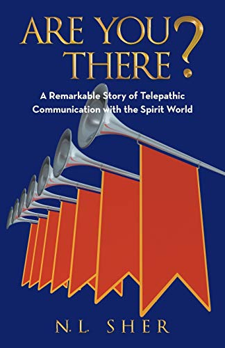 9781491739655: Are You There?: A Remarkable Story of Telepathic Communication with the Spirit World
