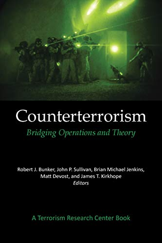 Counterterrorism: Bridging Operations and Theory: A Terrorism