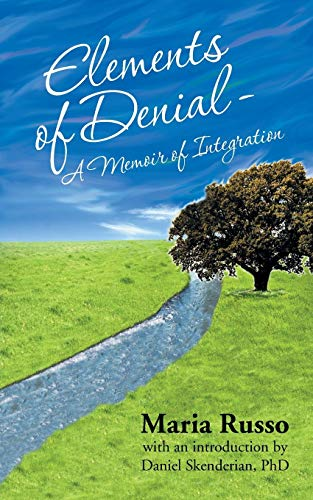 9781491777671: Elements of Denial - A Memoir of Integration: With an introduction by Daniel Skenderian, PhD