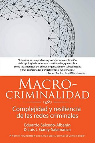 9781491798461: Macro-criminalidad (Spanish Edition)