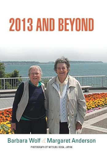 2013 and Beyond: Margaret Anderson