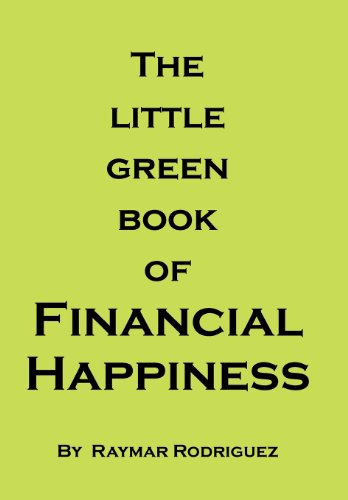 9781491812051: The Little Green Book of Financial Happiness