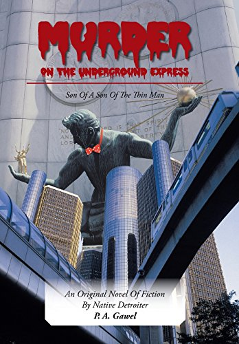9781491833957: Murder on the Underground Express: Son of a Son of the Thin Man