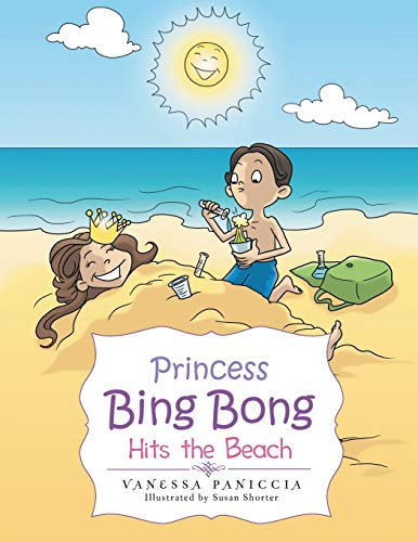 9781491841891: Princess Bing Bong Hits the Beach