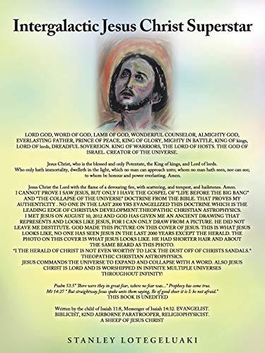 9781491846155: Intergalactic Jesus Christ Superstar
