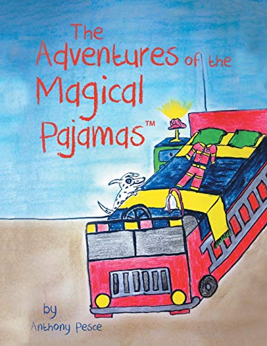 The Adventures of the Magical Pajamas: Pesce, Anthony
