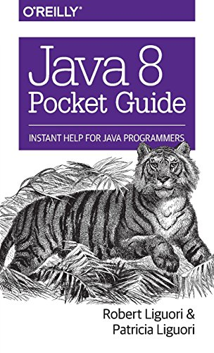 9781491900864: Java 8 Pocket Guide
