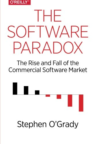 9781491900932: The Software Paradox: The Rise and Fall of the Commercial Software Market