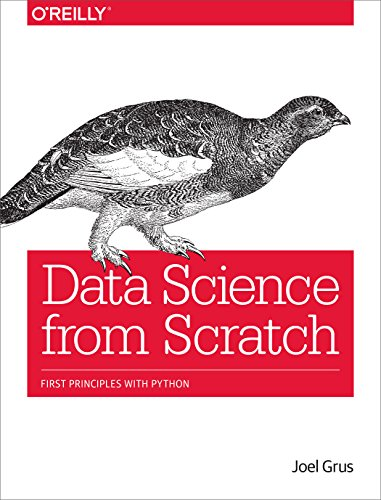 9781491901427: Data Science from Scratch: First Principles with Python