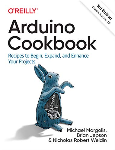 9781491903520: Arduino Cookbook: Recipes to Begin, Expand, and Enhance Your Projects
