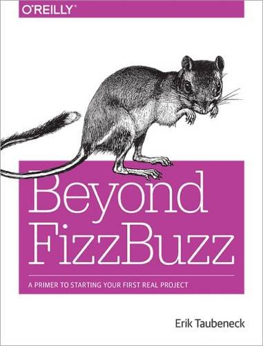 9781491911822: Beyond FizzBuzz: A Primer to Starting Your First Real Project