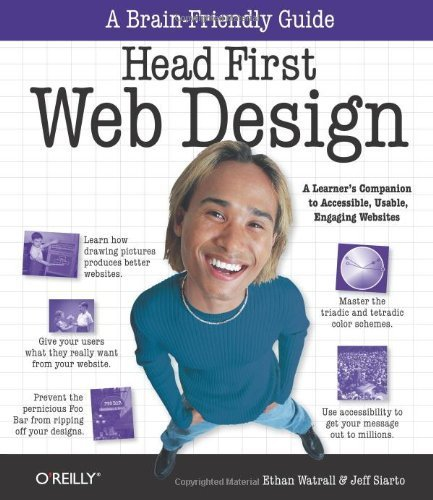9781491914847: Head First Web Design