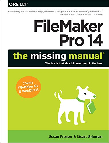 9781491917480: FileMaker Pro 14: The Missing Manual