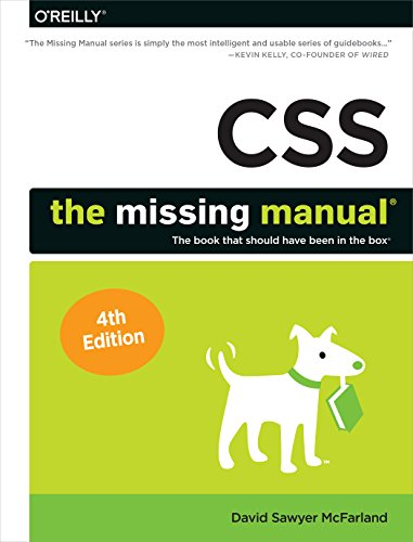 9781491918050: CSS: The Missing Manual