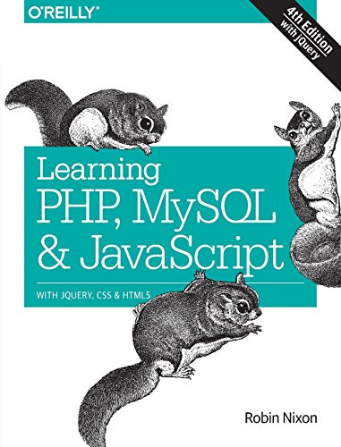 9781491918661: Learning PHP, MySQL & JavaScript: With jQuery, CSS & HTML5