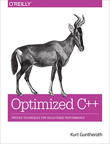 9781491922064: Optimized C++: Proven Techniques for Heightened Performance