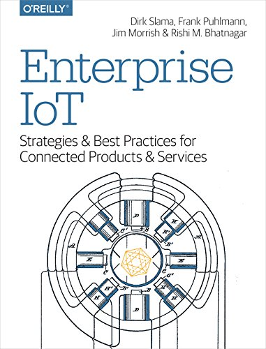 9781491924839: Enterprise IoT: Strategies and Best Practices for Connected Products and Services
