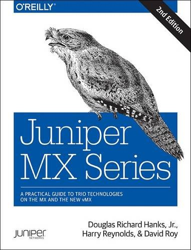 9781491932728: Juniper MX Series