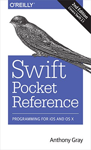 9781491940075: Swift Pocket Reference: Programming for iOS and OS X