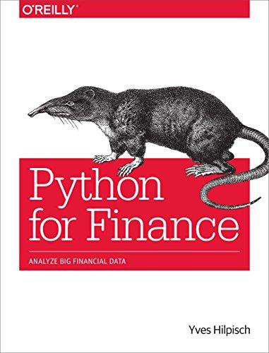 Python for Finance Analyze Big Financial Data: Hilpisch, Yves