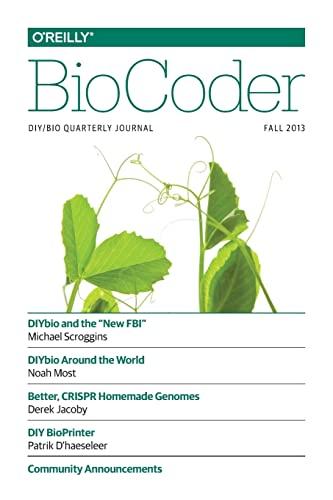 9781491946961: BioCoder #1: Fall 2013