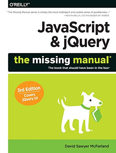 9781491947074: JavaScript & jQuery: The Missing Manual