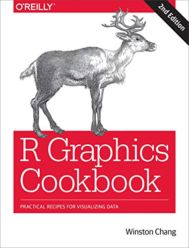 9781491978603: R Graphics Cookbook: Practical Recipes for Visualizing Data