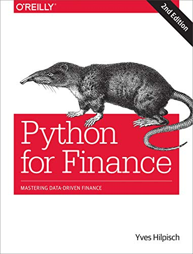 9781492024330: Python for Finance: Mastering Data-Driven Finance