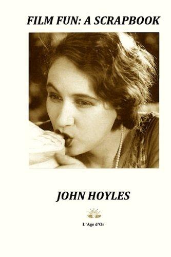 Film Fun A Scrapbook: Dr John Hoyles