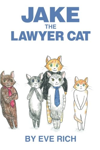 9781492107491: Jake the Lawyer Cat