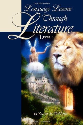 9781492109594: Language Lessons Through Literature Level 3