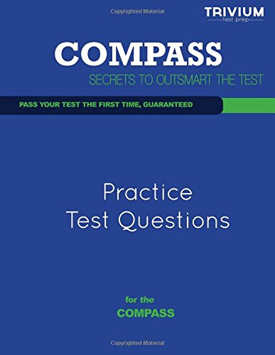 9781492116714: Compass Practice Test Questions