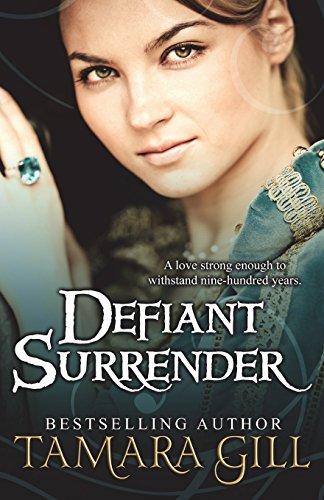 9781492121640: Defiant Surrender: A Medieval Time Travel Romance