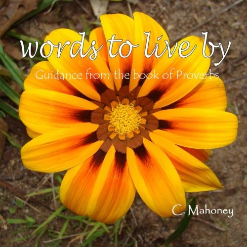 9781492127703: Words to live by: Guidance from the book of Proverbs