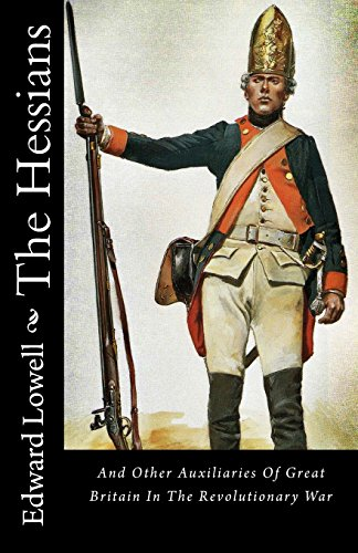 9781519085498: The Hessians and the Other German Auxiliaries