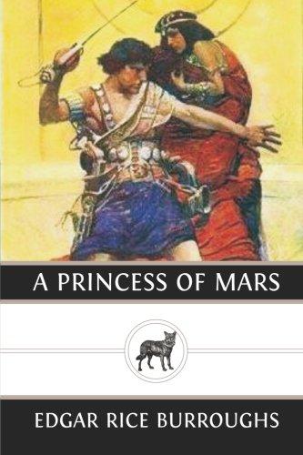 9781492144021: A Princess of Mars