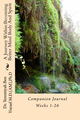 9781492147107: A Journey Within:Becoming Better Mind Body And Spirit: Companion Journal Weeks 1-26